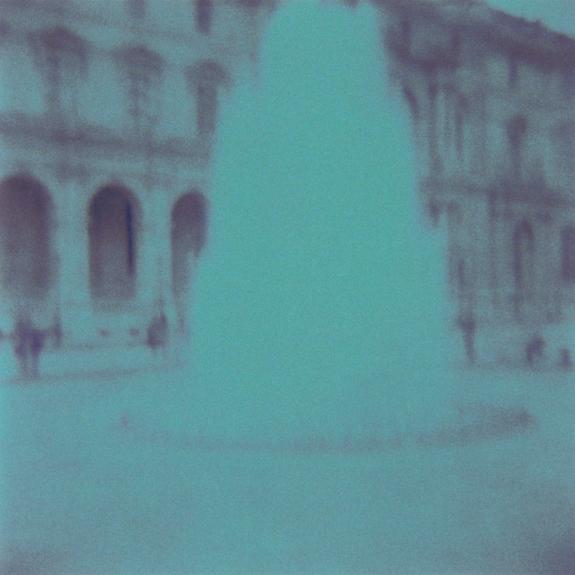 fountatin II / 28 x 28 / archival c-print / edition of 5