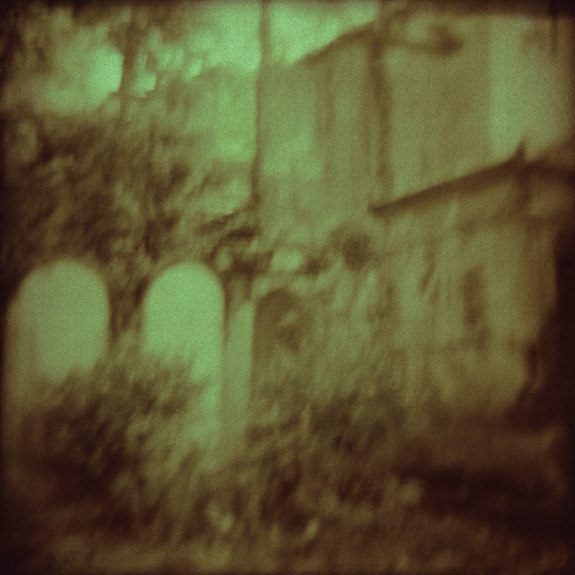 graveyard I / 28 x 28 / archival c-print / edition of 5